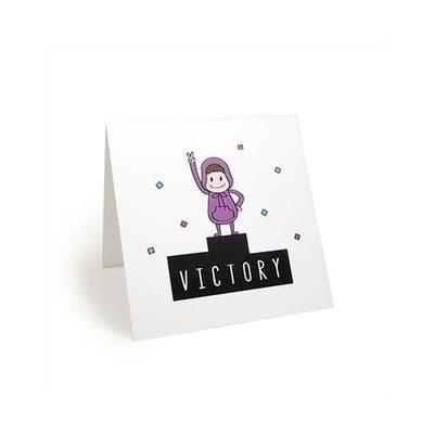 카드 - VICTORY