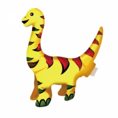 컬러룬 공룡 만들기 (세이스모사우르스)
