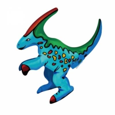 컬러룬 공룡 만들기 (파라사우롤로푸스)