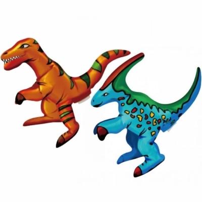 컬러룬 공룡 만들기 2종 (티라노. 파라사우) (10개입)