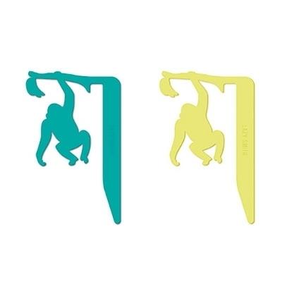 정글 북마크 - 침팬지