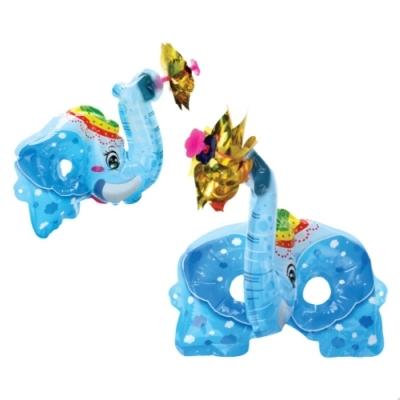 컬러룬 바람개비 마스크 코끼리
