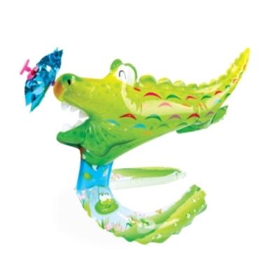 컬러룬 바람개비 모자 악어