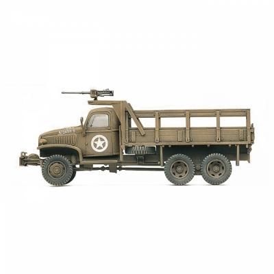 아카데미 1대72 미군 2.5톤 카고트럭 액세서리 (13402)