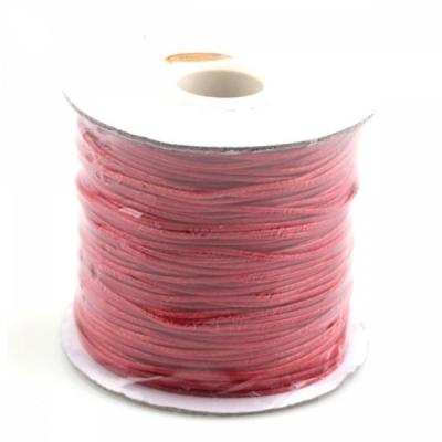 유니아트 5000 왁스끈 (빨강)