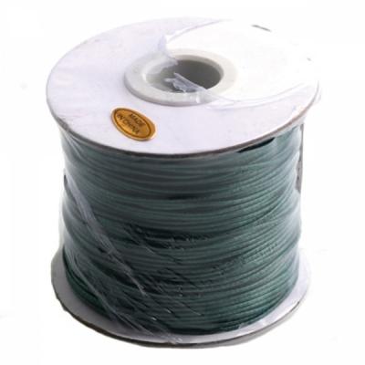 유니아트 5000 왁스끈 (초록)