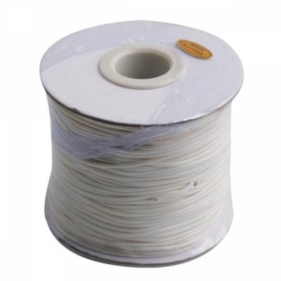 유니아트 5000 왁스끈 (흰색)