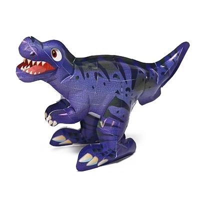 컬러룬 3D퍼즐 스티커 공룡 (5인)