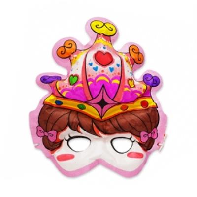 컬러룬 왕관 마스크 (10인)