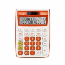 모닝글로리 칼라 계산기 (ECD-802) (오렌지)