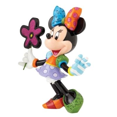 브리또 디즈니 꽃 들고 있는 미니피규어 (E4058181)