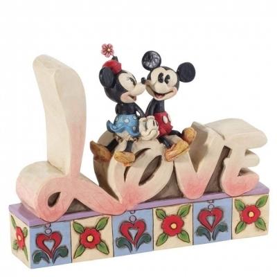 에네스코 미키미니 LOVE 피규어 (G4027140)