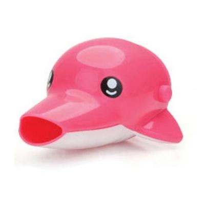 에디슨 스스로 수도꼭지 돌고래 (핑크)