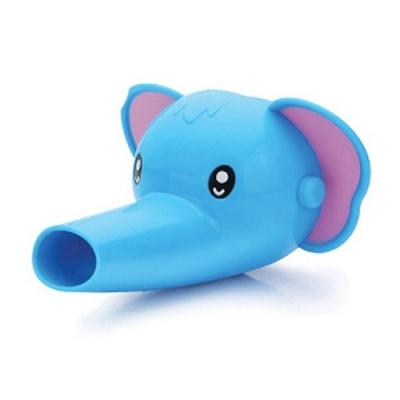 에디슨 스스로 수도꼭지 코끼리 (블루)