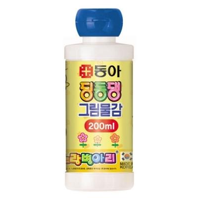 딩동댕 그림 물감 24종 - 200ml