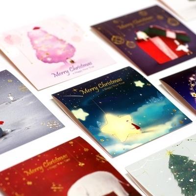 엘리 크리스마스 카드