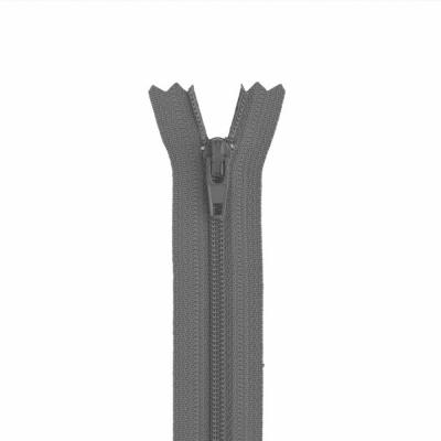 유니아트 1000 칼라 자크 (회색) 지퍼