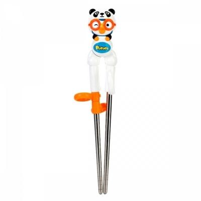 에디슨 뽀로로 스텐 젓가락 1단계 (팬더)