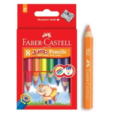 P&L/점보색연필(미니)-8색
