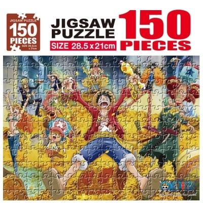 학산문화사 원피스 직소퍼즐 150pcs (보물더미)