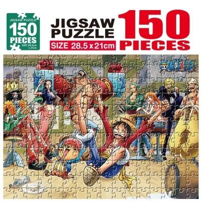학산문화사 원피스 직소퍼즐 150pcs (파티타임)