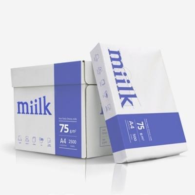밀크 복사용지 (A4) 75g (500매)
