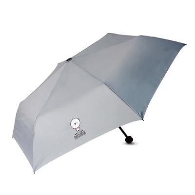 모닝글로리 봉주르비숑 큐티6K 3단우산 (그레이)