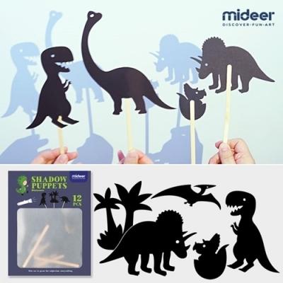 미디어 그림자놀이 공룡시대 (MD4036)