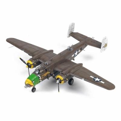 아카데미과학 1대48 육군항공대 B-25D 태평양전선 (12328)