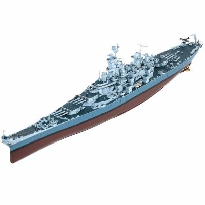 아카데미과학 1대400 미해군 미주리 BB-63 (14401)