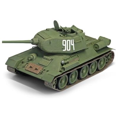 아카데미 프라모델 1대35 T-34 85 러시아 중전차 112 공장 (AC13290)