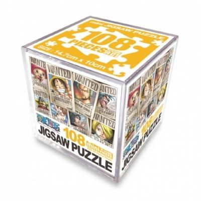 학산문화사 원피스 직소퍼즐 108pcs (현상수배)