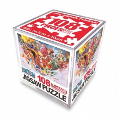 학산문화사 원피스 직소퍼즐 108pcs (각자의 능력)