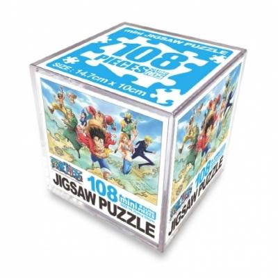 학산문화사 원피스 직소퍼즐 108pcs (세계를 향하여)