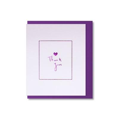 땡큐 미니 카드 (010-SG-0125)