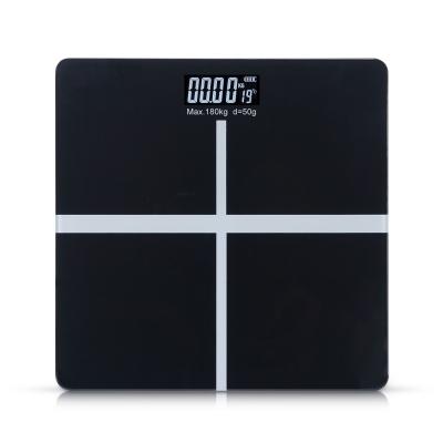 G-GOON 디지털 체중계 (블랙)