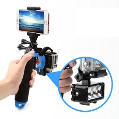 G-GOON 액션캠 GPRO 전용 멀티 플로팅 슈팅건 그립 (액션캠 별매)