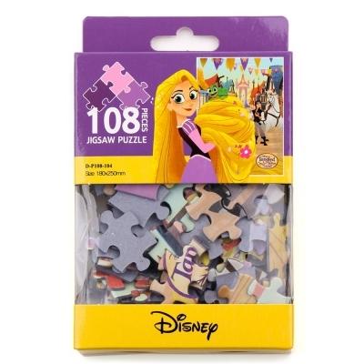 토이앤퍼즐 디즈니 미니 직소퍼즐 108P (라푼젤)