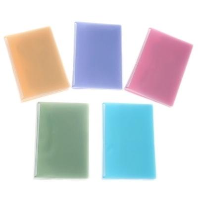 8포켓 카드케이스(PVC)