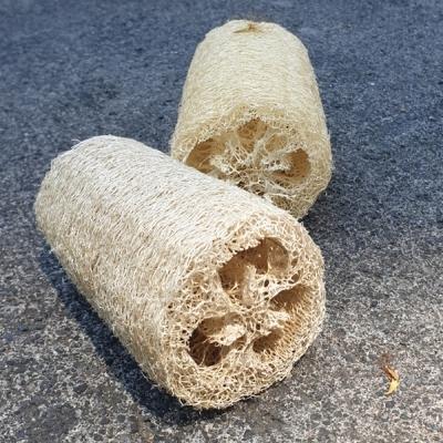 연근모양 수세미(2color)