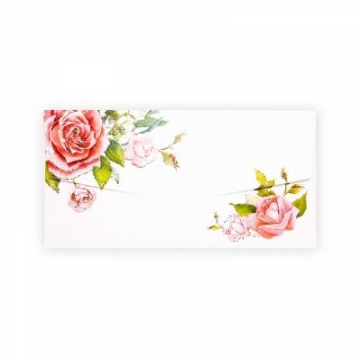 장미 입체꽃 돈봉투 현금봉투 JD-19