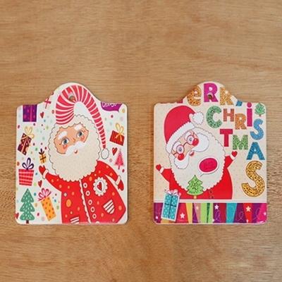 크리스마스 냄비받침 2type