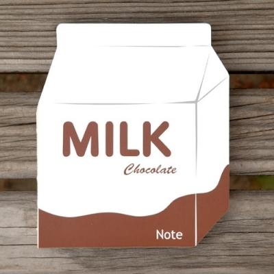 milk note- 3type