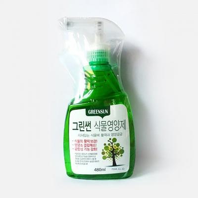 그린썬 식물영양제 480ml