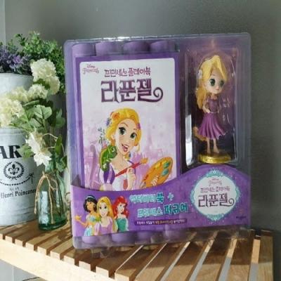 디즈니 프린세스 피규어 플레이북 (라푼젤)