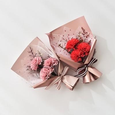 솜씨 카네이션 꽃다발 149 (비누꽃)