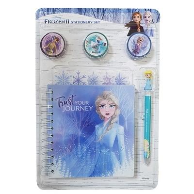 디즈니 겨울왕국2 스페셜 기프트 문구세트 (엘사)