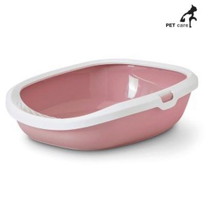 사빅 기즈모라지 평판 고양이 화장실 (어스로즈)