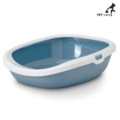 사빅 기즈모라지 평판 고양이 화장실 (어스블루)