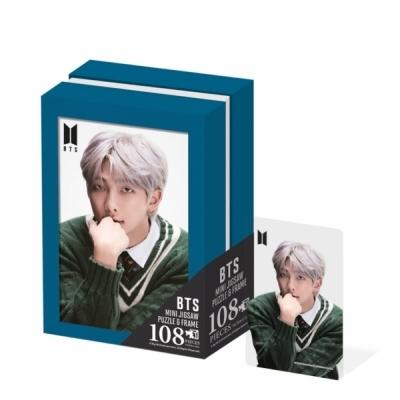 대원앤북 BTS 액자 직소퍼즐 108pcs (RM)